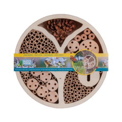 Buzzy Home Insecten Hotel Rond 30 cm